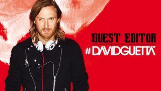 Guest Editor David Guetta
