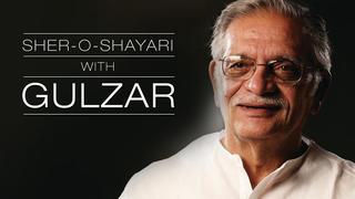Sher-o-Shayari with Gulzar