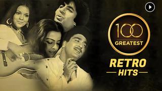 Play 100 Greatest Retro Hits Songs Online for Free or Download MP3