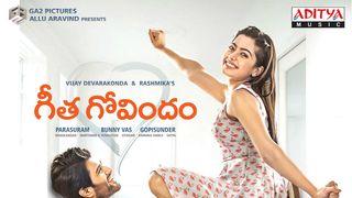 geetha govindam mp3 free download aditya music
