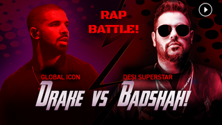 Play Rap Battle: Drake Vs Badshah Songs Online for Free or