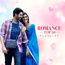 Play Romance Top 50 Bollywood Songs Online For Free Or Download