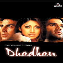 dhadkan movie song download mp3 pagalworld