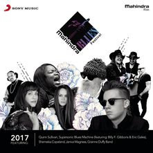 Going Down-Live at The Mahindra Blues Festival 2017 by The All Star