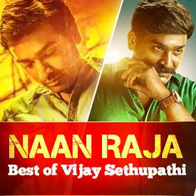 Play Best of Vijay Sethupathi Songs Online for Free or
