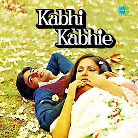 Tere Chehre Se Nazar Nahin by Lata Mangeshkar (KABHI KABHIE
