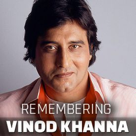 Play Remembering Vinod Khanna Songs Online for Free or