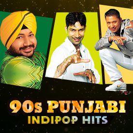 Play 90s Punjabi Indipop Hits Songs Online for Free or