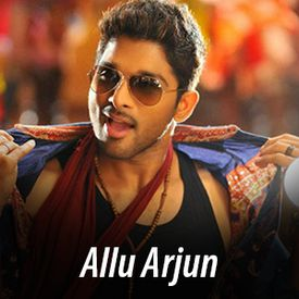 Play Allu Arjun Songs Online for Free or Download MP3 | Wynk