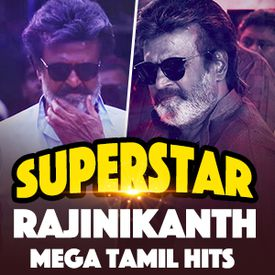 Play Superstar Rajinikanth Mega Tamil Hits Songs Online for