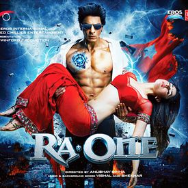 Chammak Challo (International Version) by Akon (Ra One