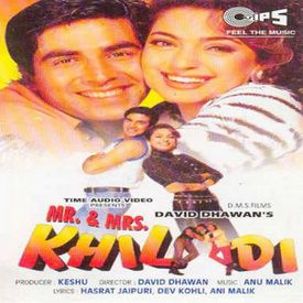 Mujhe Hero Ban Jaane De by Udit Narayan (Mr  & Mrs  Khiladi