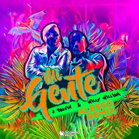 Mi Gente-Alesso Remix by J Balvin - Download, Play MP3